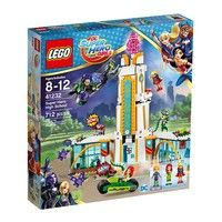 Конструктор Lego Super Hero Школа супергероев 41232