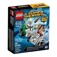 Конструктор LEGO Super Heroes DC Comics Mighty Micros Чудо-женщина против Думсдэя 76070